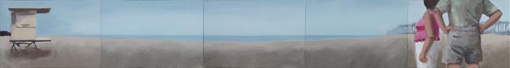 © Irene Mueller, USA, Kalifornien, Beach