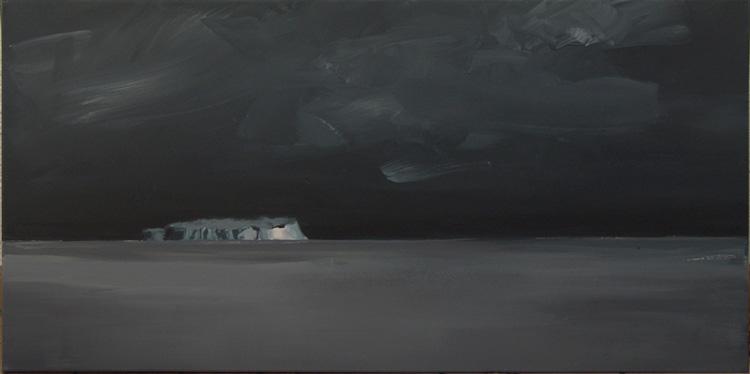 © Irene Mueller, Antarktis, Akta Bay, Suedpol, Eisscholle