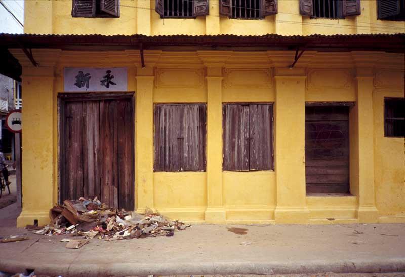 © Irene Mueller, Vietnamprojekt, Fundort, Hoi An