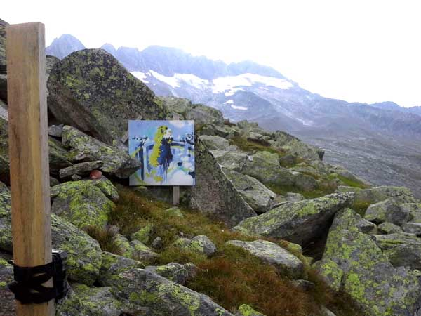 SUPERWILDVISION Alpen, Irene Müller, Foto: © Haberl, Puntigam